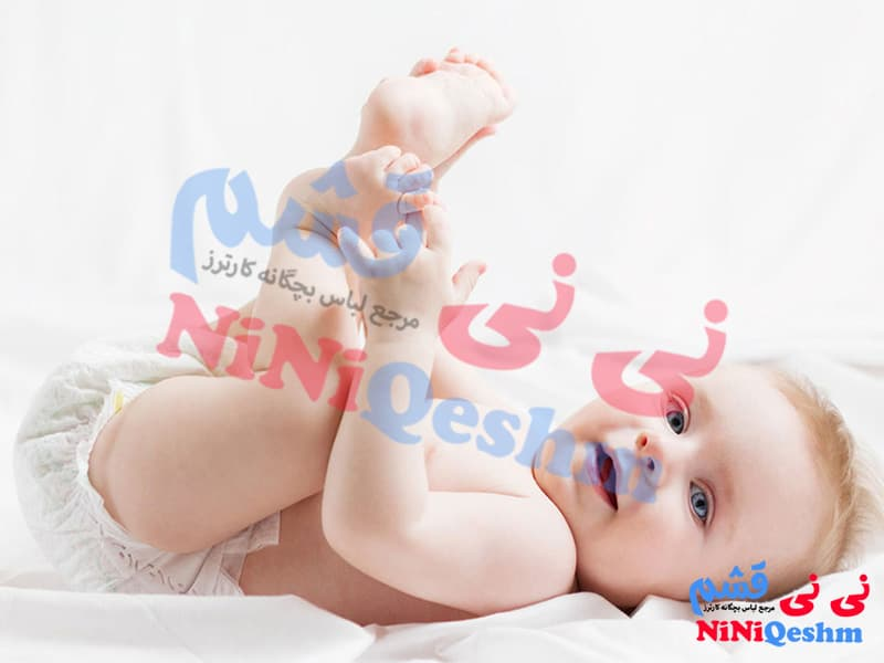 مراحل رشد کودک از نوزادی تا دو سالگی